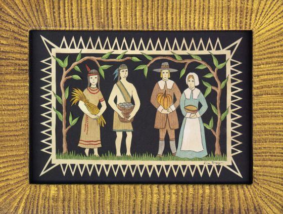PilgrimIndians