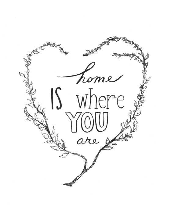 HomeIsWhereYouAre