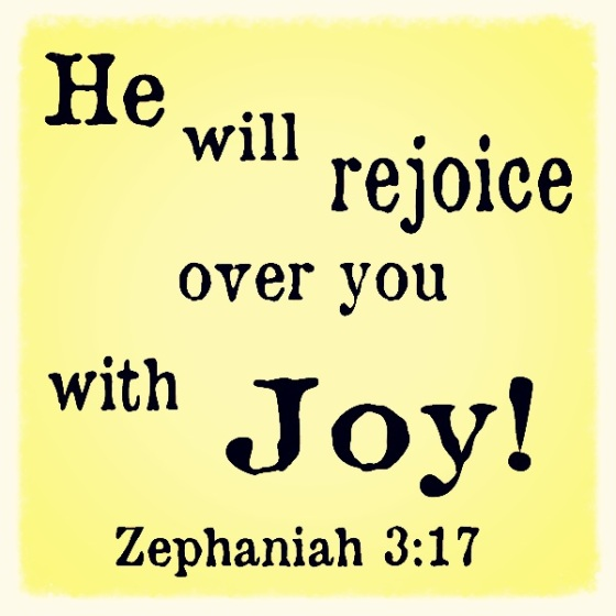 He Will Rejoice