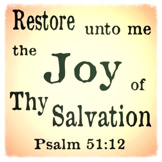 Joy of Salvation